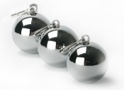 CHROME BALL WEIGHTS