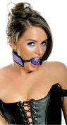 FETISH FANTASY NEOPRENE BREATHABLE BALL GAG