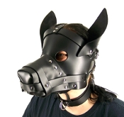 THE BIG DOG HOOD BONDAGE GEAR