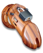 CHASTITY DEVICE CB6000 DESIGNER SERIES WOOD