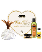 KAMA SUTRA PURE HEART MASSAGE KIT VANILLA