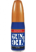 GUN OIL H2O WATER BASED LUBE 2 OZ BOTTLE
