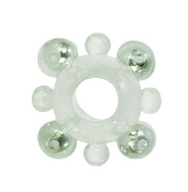 BASIC ESSENTIAL ENHANCER RING WITH BEADS