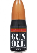 GUN OIL SILICONE LUBE 8 OZ BOTTLE