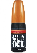 GUN OIL SILICONE LUBE 4 OZ BOTTLE