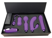 DORR MYSTIC SWITCHABLE HEARD VIBE SET PURPLE
